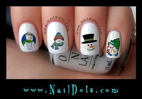 Diy Nail Art Cute Penguin Nails