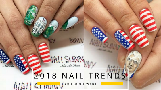 5 Ridiculous Manicure Trends We Won't Be Trying in 2018