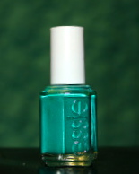 Essie Naughty Nautical is the perfect transition color for fall to me because it is bright, but the blue-green tone makes it great as a summer or fall shade.