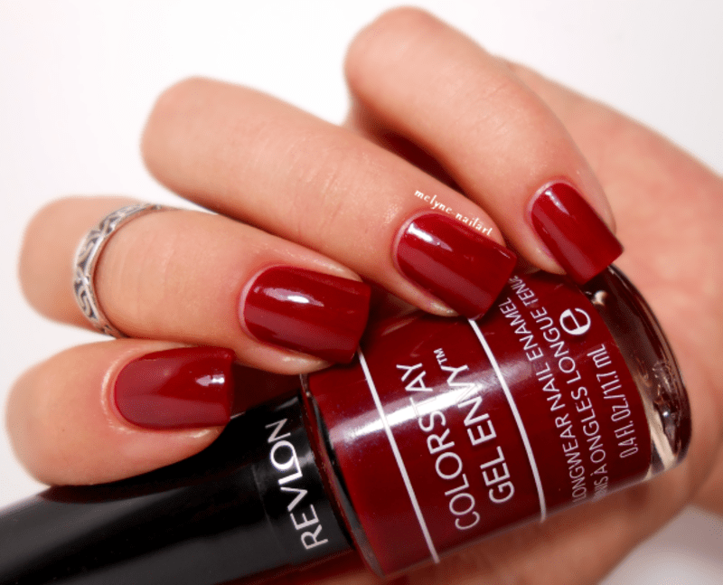 Revlon Queen Of Hearts Swatch By Melyne Nailart