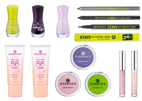 Essence New in Town Spring 2013