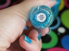 nail polish, swatches, teal, acqua, turquesa, finger paints, nails, uñas, esmaltes, mate, holográfico, holo, verano, verde azulado, verde, azul, nail polish love me - blog mexicano de nail art