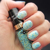 L'Oreal Top Coat Confettis