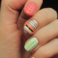 Kpop Nail Art | Mamamoo 'Ahh Oop!' Inspired Nails