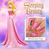 SB nails by mar