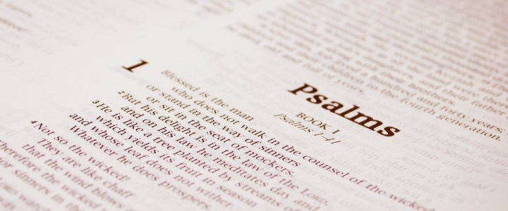 Create Your Own Psalm