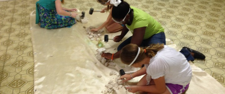 Searching for Treasure Activity