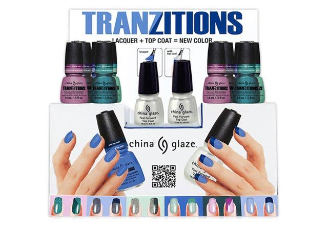 Esmaltes China Glaze - Tranzitions