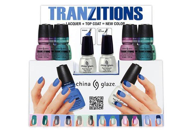 Esmaltes China Glaze - Tranzitions