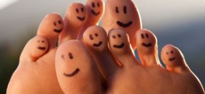 Pies felices en Nails Coruña