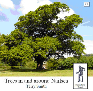 Trees in and around Nailsea
