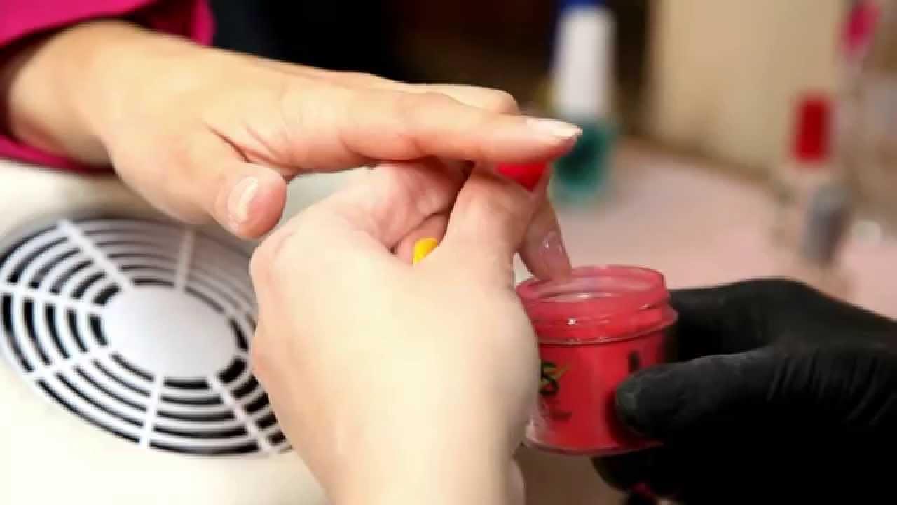 Paznokcie Twarde Jak Skala Czyli Manicure Tytanowy Nails Not