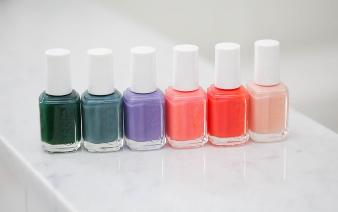 Our 10 Talented Ants Did Such An Incredible Creating The Ultimate Spring Trend Nail Look Using Essie 2016 Collection