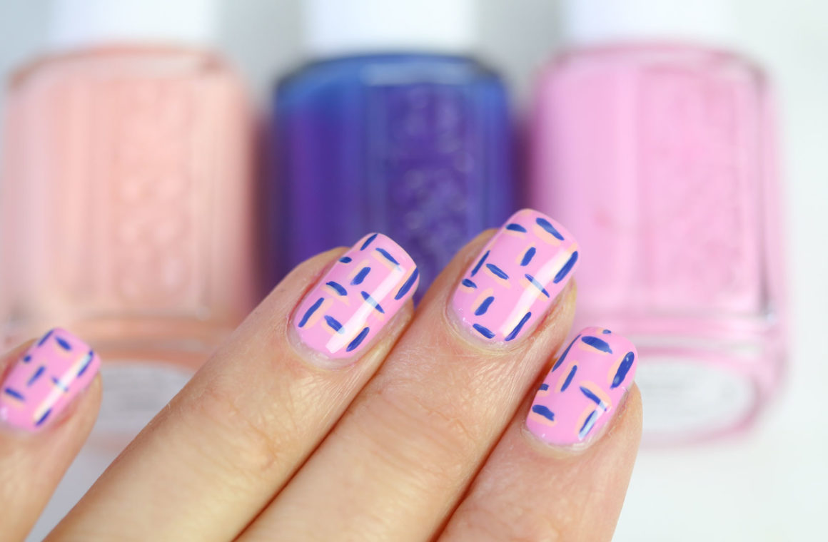View Images Fun Spring Nails