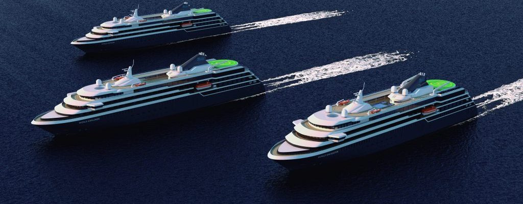 Mystic Cruises Fleet