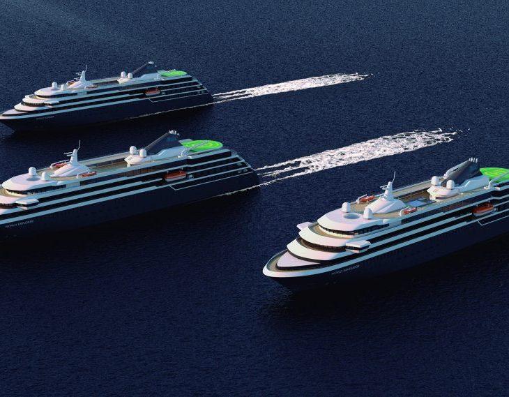 Mystic Cruises Fleet