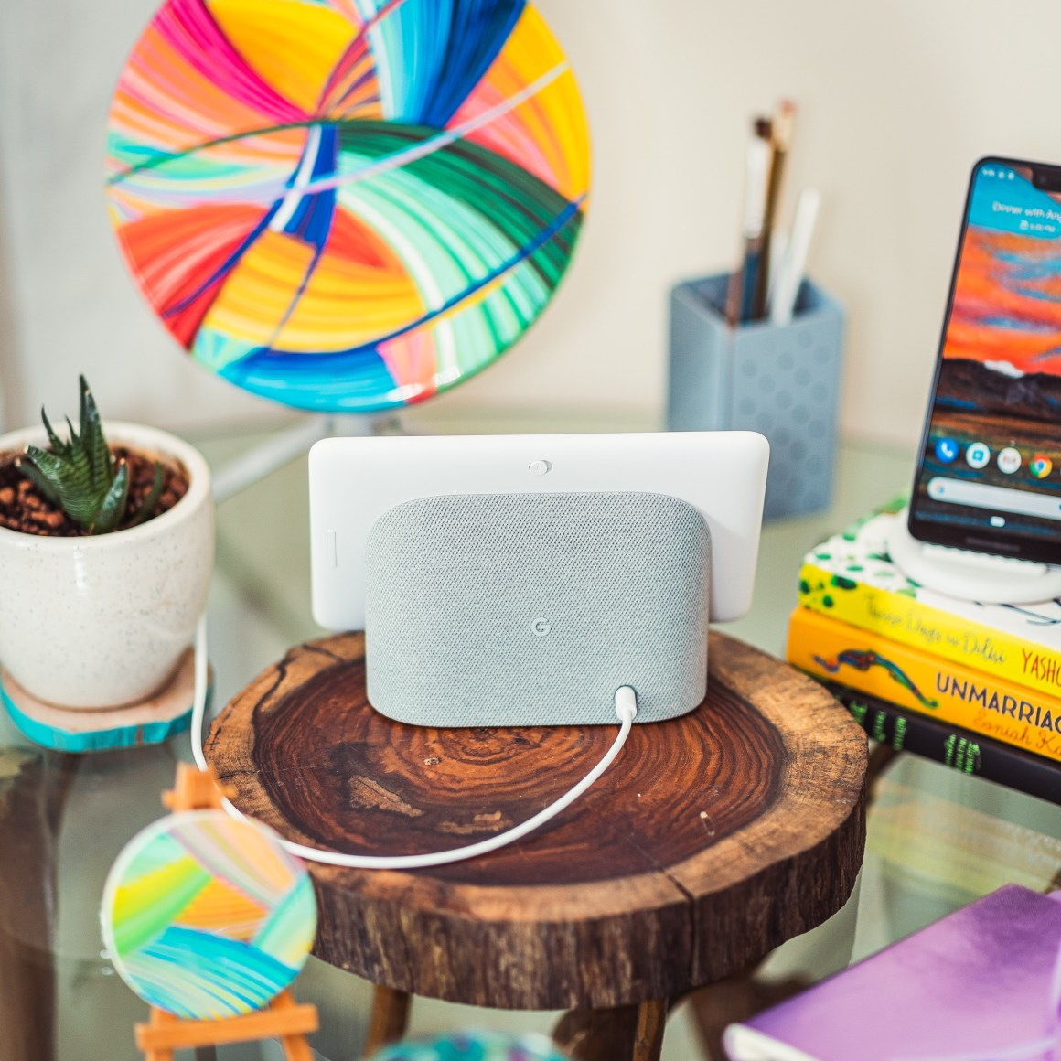 google nest hub, google nest hub india, google india, naina.co, naina redhu, nainaxgoogle, home automation, photo frame, youtube music, google assistant, voice command, google speaker, central home command, artificial intelligence, AI, photographer, blogger, eyesfortechnology, professional photographer, professional blogger, googlenesthub, madebygoogle
