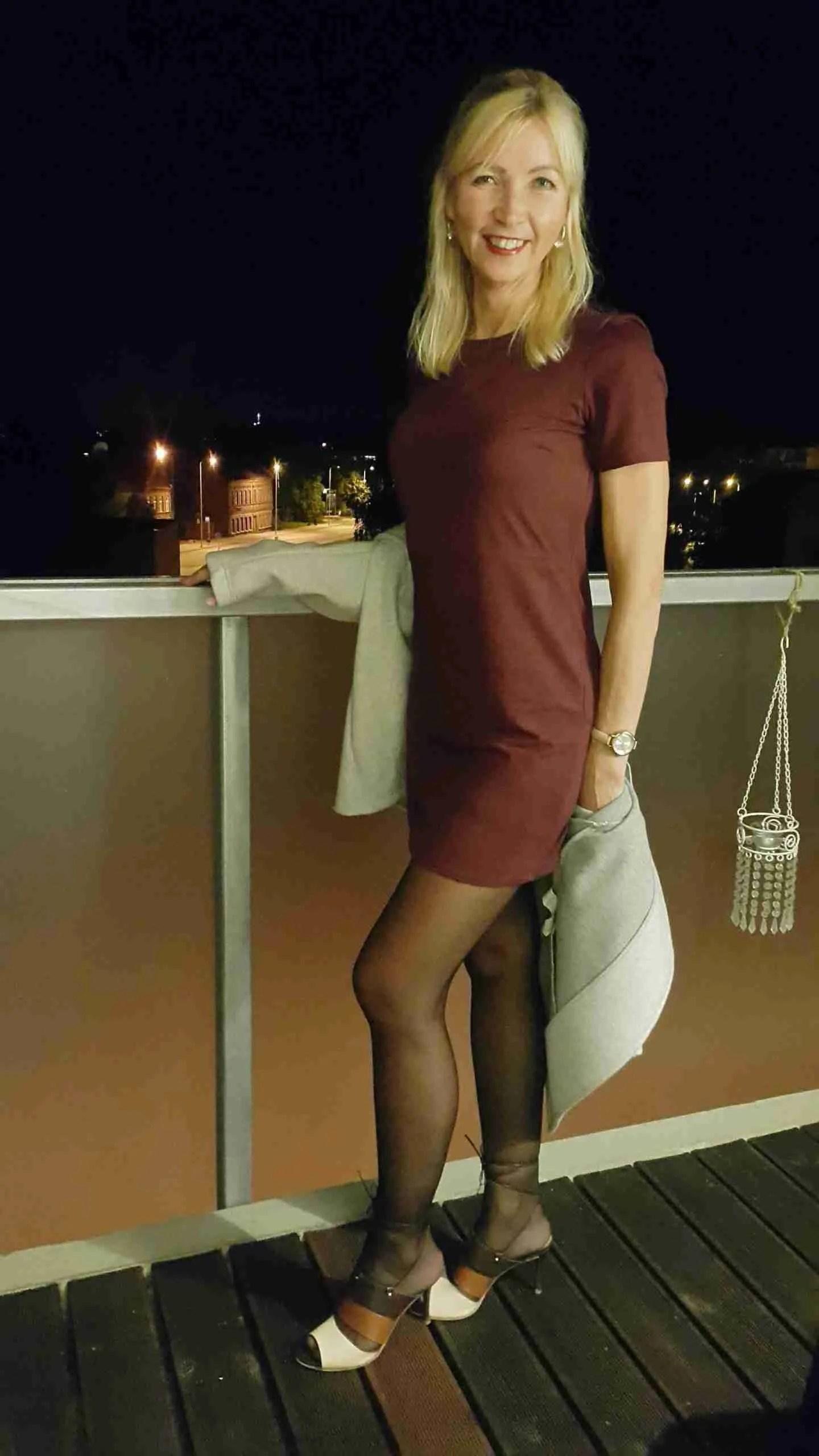 Naine 50 pluss Heivi Herne