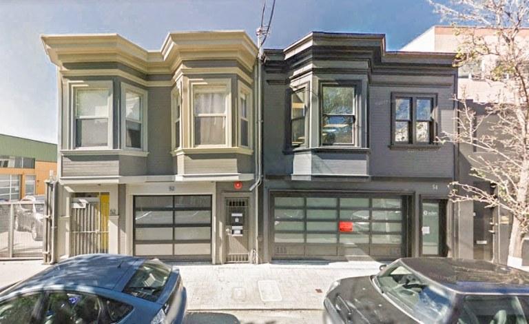 52-54 Gilbert St | San Francisco, CA 94103