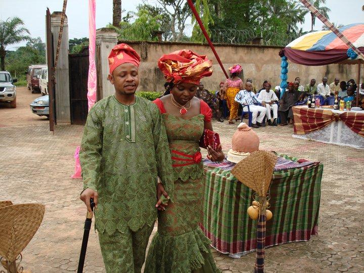 Igba Nkwu Nwanyi (igbo Traditional Wedding Ceremony