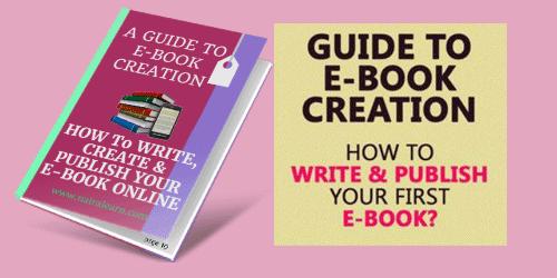 How To Create eBook