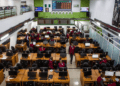 Nigerian stock market dips 0.57% as investors part with N117 billion