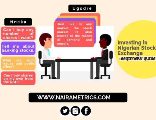 Investing in stock exchange - Nigerian stock exchange