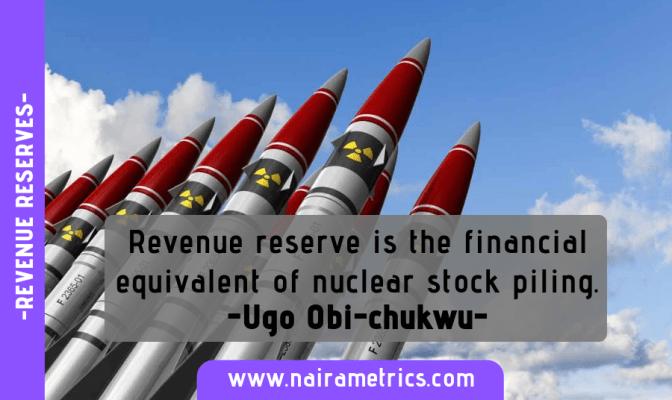 revenue reserve