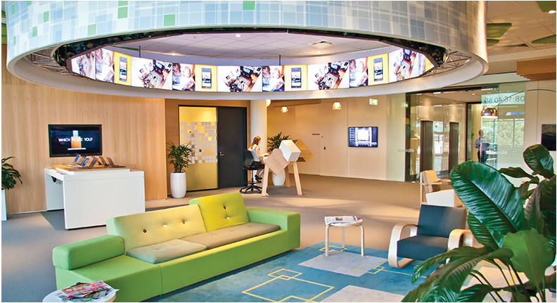 Virtual startup Office