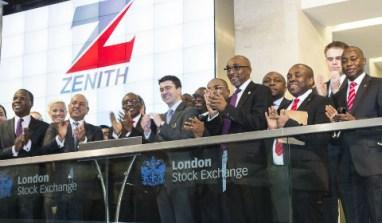 Zentih Bank announces it is raising $500 million Term Notes