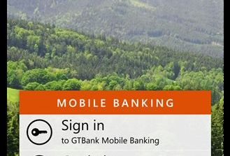 GT Bank Launches Mobile Money For Windows Phone