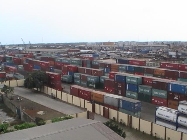 Apapa Ports