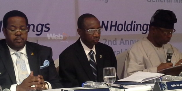 FBN Holdings Post N17.1 billion PAT (2016 FY Results)