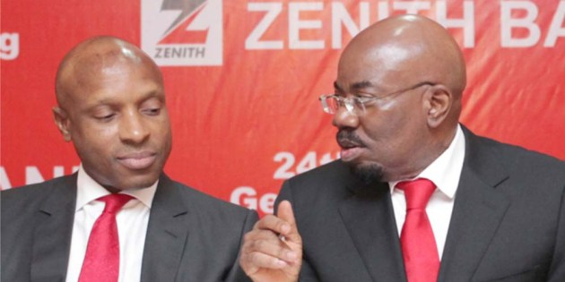Foreign Currency Revaluation Gain Spur Zenith Bank to Growth