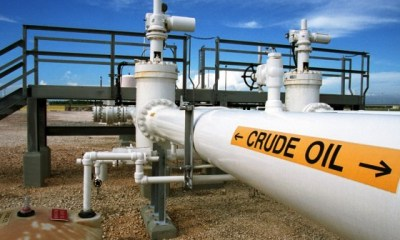 Nigerian oil cargo