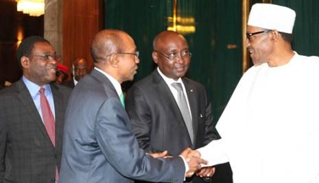 Oops: Buhari Approved N250 to $1