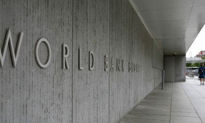World Bank growth projection, Sub-Saharan growth projection, Oil projection,