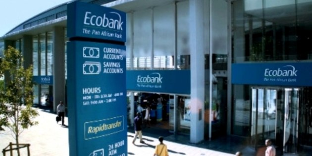 Ecobank Nigeria restricts $1000 spending limit to platinum Naira mastercard holders