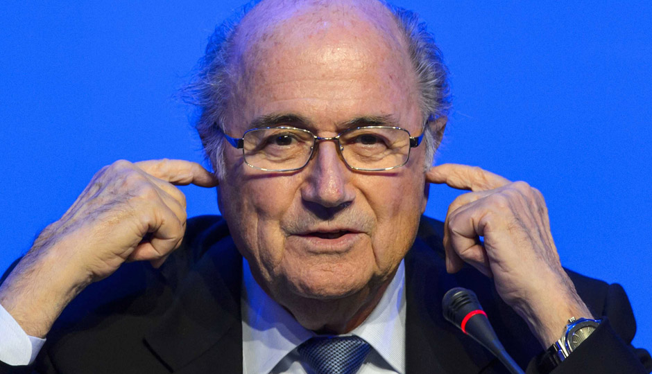 Former FIFA President, Sepp Blatter rushed to hospital