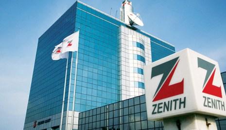 ALERT: Zenith Bank Reports 23% Increase In Profits (FY 2016)