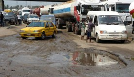 Dangote Industries and Flour Mills have agreed to spend N2.5 billlion on Apapa-Oshodi Expressway