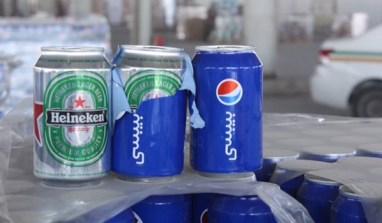 Desperate Smuggler Disguise Alcohol As Pepsi To Get Into Saudi Arabia