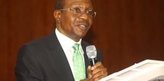 CBN Gov Godiwn Emefiele