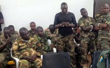 DASUKIGATE: Buratai Reverses Death Sentence On Soldiers