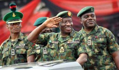 [DASUKIGATE] Jonathan's Govt Spent Billions On Arms, But Abused Trust – Buhari