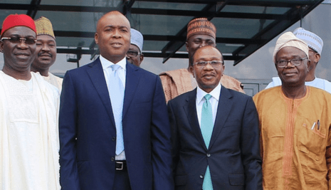 """Emefiele Tells Senate """"No Plans To Confiscate Dollars"""""""
