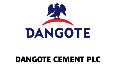 Alert: Dangote Cement Plc Release 2016 Third Quarter Earnings