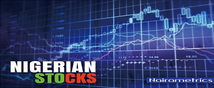 Nigerian stocks March