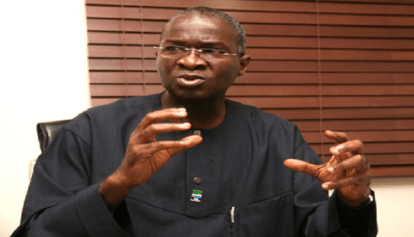 FG Does Not Have Enough Resources To Complete All Projects – Fashola