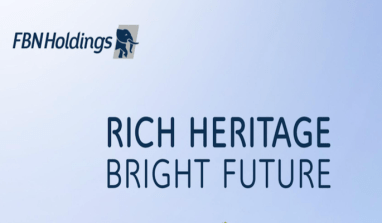ALERT: FBN Holdings Plc Release 2016 Third Quarter Earnings